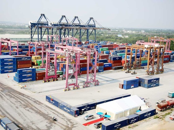 TPHCM mở cảng, lấy đà tiến biển ảnh 1
