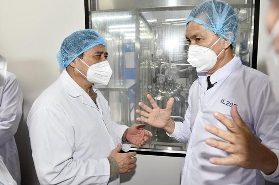 Chuyên gia WHO sẽ đến Việt Nam kiểm tra, đánh giá vaccine Nano Covax ảnh 1