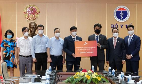 SK và Samsung muốn đầu tư thiết bị y tế, sản xuất huyết tương, vaccine Covid-19 tại Việt Nam ảnh 3