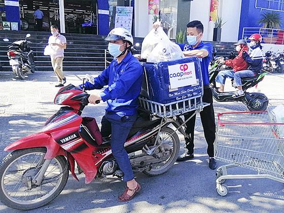TPHCM có hơn 2.500 điểm bán thực phẩm online, người dân không lo thiếu hàng khi chợ đóng cửa chống dịch ảnh 3