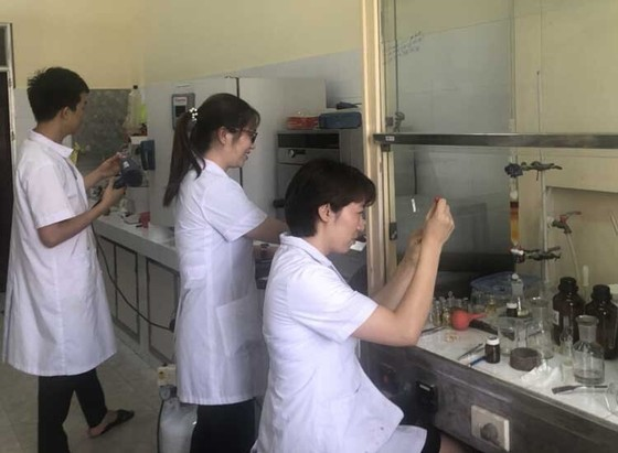 Việt Nam tổng hợp thành công thuốc điều trị Covid-19 ảnh 1