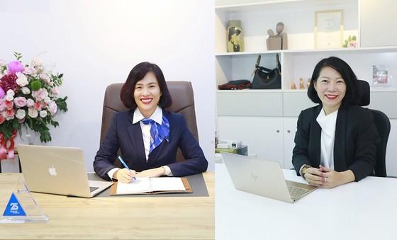 Ngân hàng Quốc Dân bổ nhiệm 3 sếp nữ giữ ghế Tổng giám đốc và Phó tổng giám đốc ảnh 1
