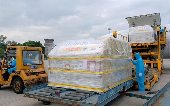 Mỹ sẽ hỗ trợ Việt Nam khoản kinh phí 4,5 triệu USD để chống dịch, thúc đẩy ưu tiên cung ứng vaccine ảnh 1
