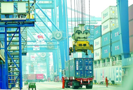 Cảng Cái Mép - Thị Vải, sân bay Long Thành - viên gạch đầu tiên xây Trung tâm logistics vùng TPHCM ảnh 1