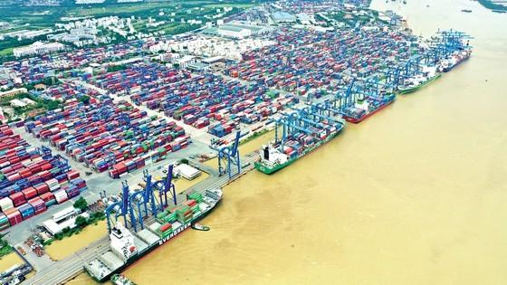 Cảng Cái Mép - Thị Vải, sân bay Long Thành - viên gạch đầu tiên xây Trung tâm logistics vùng TPHCM ảnh 2