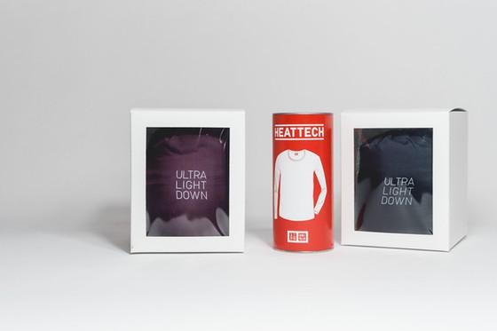 Những chiếc áo bán ở máy tự động được đóng gói thành hộp hoặc can giấy như thế này. Nếu không ưng ý, khách hàng có thể trả lại ở cửa hàng.
