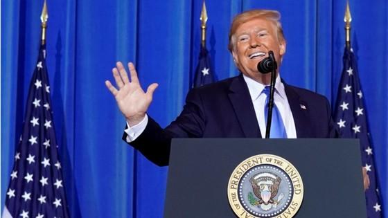 Trump at G20 news conference