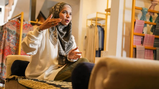 Indonesia seeks lead in global modest-fashion industry ảnh 1