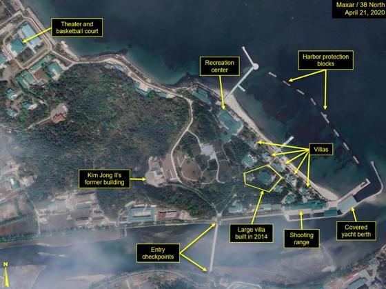 Đoàn tàu riêng xuất hiện ở Wonsan, ông Kim Jong-un đang 'né' dịch COVID-19? - ảnh 2