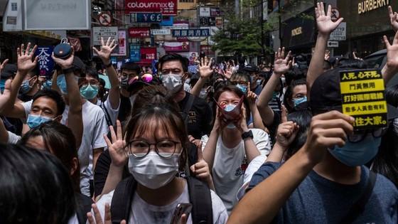 Trung Quốc công bố chi tiết nội dung luật an ninh Hong Kong - ảnh 1