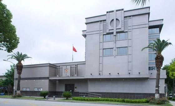 Trung Quốc tính đóng cửa Lãnh sự quán Mỹ tại Vũ Hán để trả đũa - ảnh 1