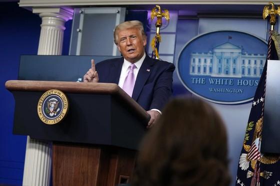 Tổng thống Trump: Nếu ông Obama làm tốt, tôi đã không ra tranh cử - Ảnh 2.