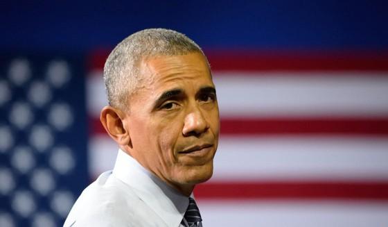 Locsin said the Obama administration had 'bowed down to China'.