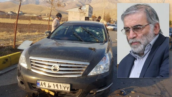 Quan chức Mỹ tiết lộ chủ mưu đứng sau vụ ám sát nhà khoa học hạt nhân Iran - Ảnh 1