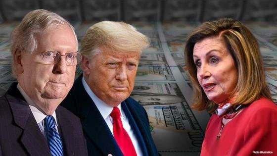 Chủ tịch Hạ viện Nancy Pelosi lên kế hoạch 'kéo' Trump khỏi nhà Trắng - 1
