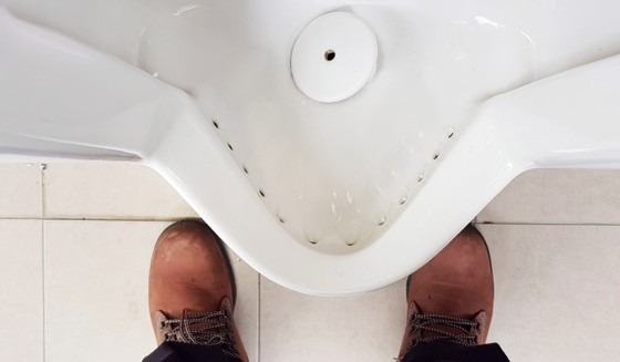 Workers at a supermarket in Urumqi, Xinjiang, were once told that toilet breaks could be no longer than eight minutes, and that they would be fined 20 yuan for every extra minute. Photo: Getty Images