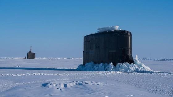 Mỹ sắp vượt Nga để thống trị ở Bắc Cực?