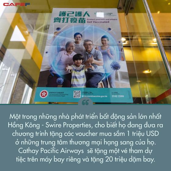 Hồng Kông: Người dân được tặng căn hộ triệu đô khi tiêm vắc-xin Covid-19 - Ảnh 1.