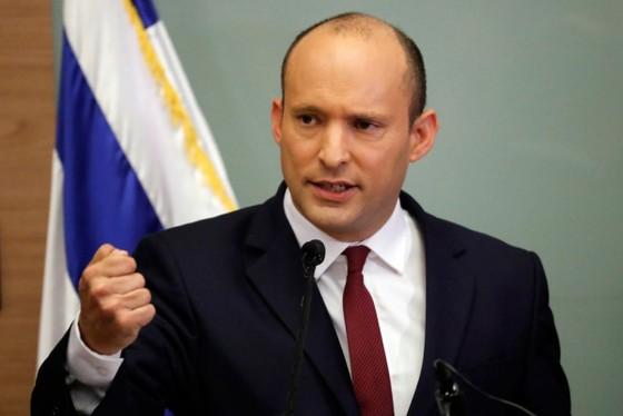 Tân Thủ tướng Israel Naftali Bennett. Ảnh: Bloomberg