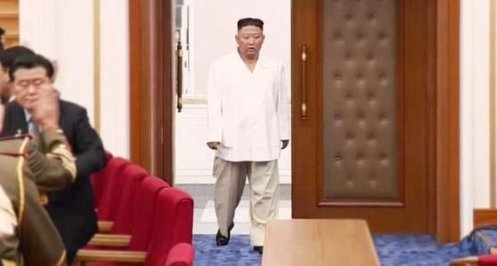 Người dân Triều Tiên lo ông Kim Jong-un... sụt cân! ảnh 1