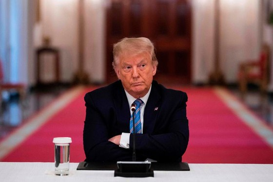Bộ Tư pháp Mỹ ra lệnh giao nộp hồ sơ thuế của ông Trump ảnh 1