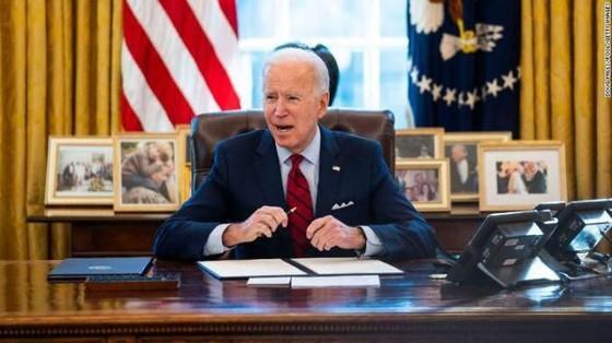 Hạ viện Mỹ cấm Joe Biden từ bỏ trừng phạt Nord Stream 2 ảnh 1