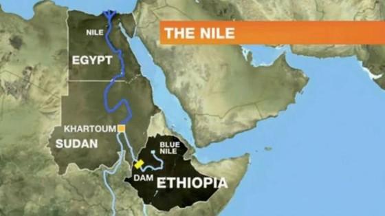 Trung Quốc rót vốn, đập Hồi sinh khuấy động sông Nile ảnh 1