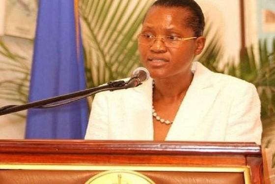 Chân dung nữ nghi phạm đầu tiên ám sát Tổng thống Haiti ảnh 1