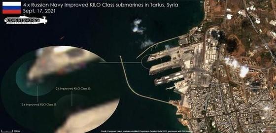 Loạt tàu ngầm Kilo Nga vào vị trí, sẵn sàng tấn công phiến quân ảnh 1