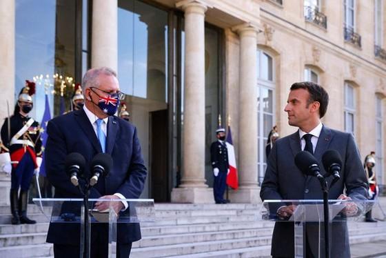 Pháp dọa chặn đàm phán thương mại EU - Australia vì AUKUS ảnh 1