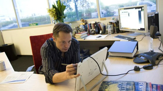 Cách Elon Musk chia nhỏ thời gian làm việc trong ngày ảnh 1
