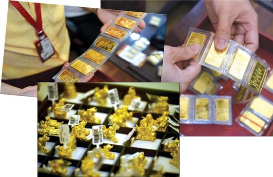 Những chuyện lạ về vàng thời Covid-19 ảnh 1