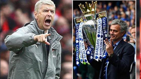 Jose Mourinho và Arsene Wenger - Kiêu hãnh và định kiến