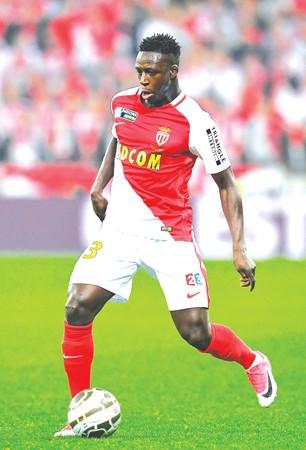 Monaco rất cần có Benjamin Mendy để khai thác tốt hơn hành lang trái.