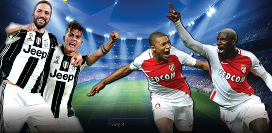 Juventus- Monaco: Đặt vé đi Cardiff