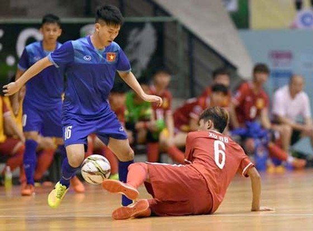 U20 Việt Nam giành chiến thắng ấn tượng trước Trung Quốc.