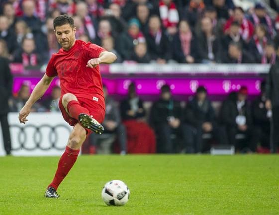 Cả thế giới bóng đá sẽ rất nhớ những đường chuyền của Xabi Alonso
