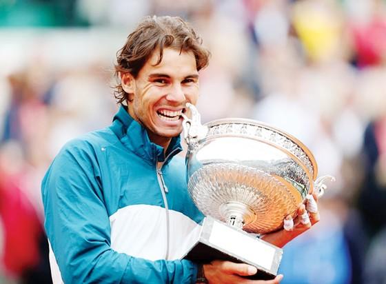 Nadal được chờ đợi sẽ tiếp tục thành công  trên mặt sân đất nện sở trường