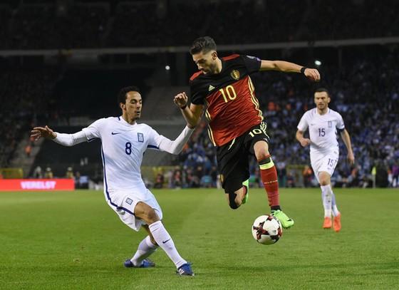 Bỉ (phải) sẽ có trận đấu đáng chờ đợi.