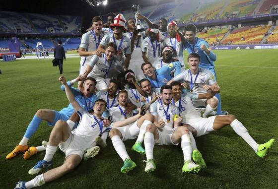 Anh vô địch U20 World Cup 2017: Chiến thắng của tiềm năng