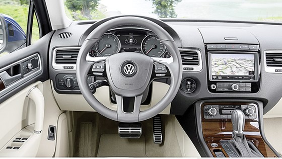 Volkswagen Touareg:  Mẫu SUV sang trọng, tinh tế ảnh 1