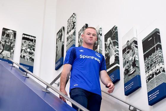 Chính Rooney muốn ra đi