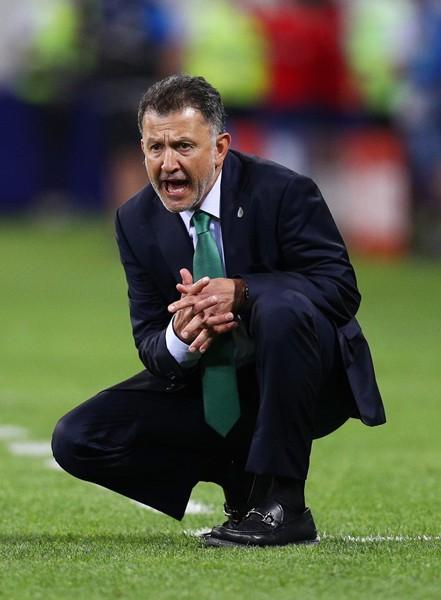 HLV Osorio góp công lớn vào thành công hiện tại của Mexico.