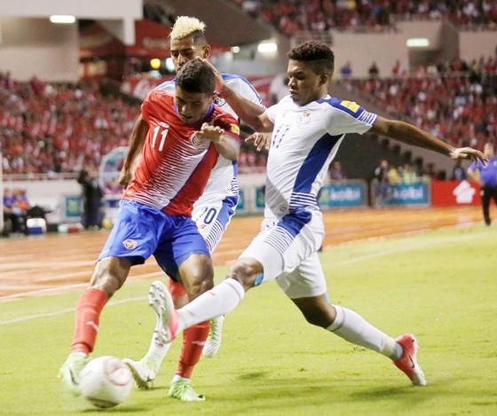 Costa Rica (11) sẽ gặp nhiều khó khăn trước Panama.