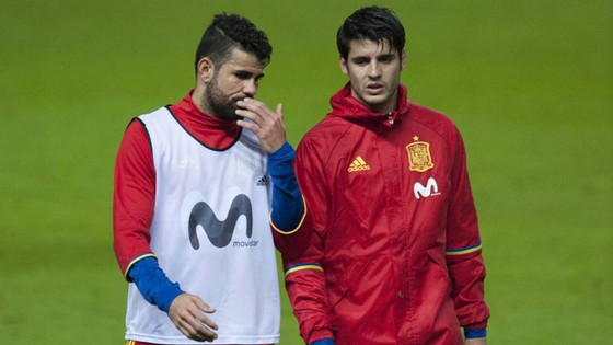 Costa và Morata: ai hơn? ảnh 1