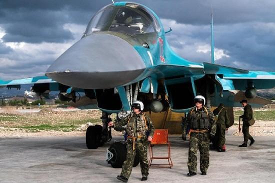 Nga sử dụng lâu dài căn cứ không quân tại Syria ảnh 1
