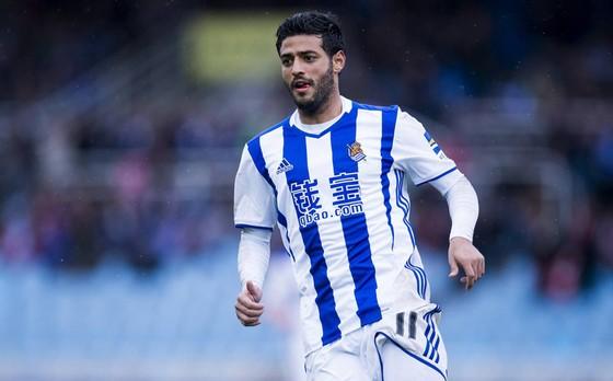 Vela sẽ chia tay Sociedad trong tháng Giêng 2018.