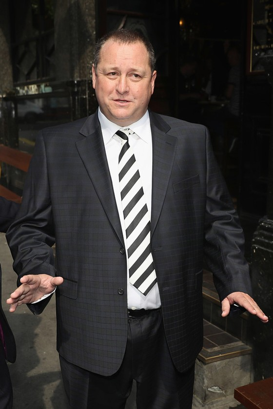 Chủ tịch Ashley đang khiến Newcastle sa sút.