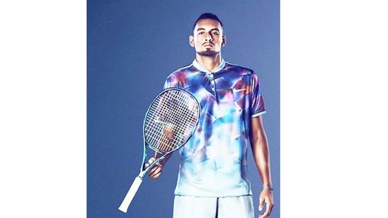 """Nick Kyrgios """"trẻ trung và hoang dã"""" – theo lời của Boris Becker – có cơ hội để thắng US Open mùa này?."""
