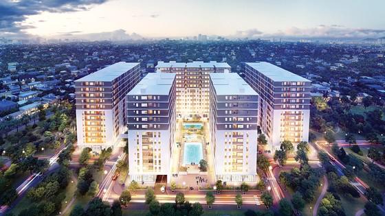 """220 căn hộ Cityland Park Hills được """"tung hàng"""" trong tháng 10-2017 ảnh 1"""